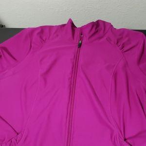 Xersion athletic jacket size xl